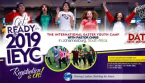 The International Easter Youth Camp with Pastor Chris