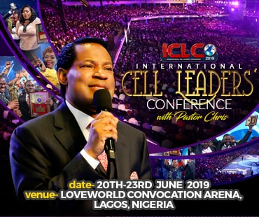 2019 International Cell Leaders' Conference with Pastor