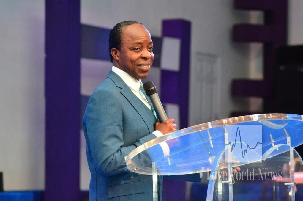 Dr. Eddy Owase Inspires delegates