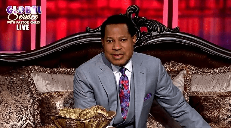 Global Communion Service with Pastor Chris Oyakhilome