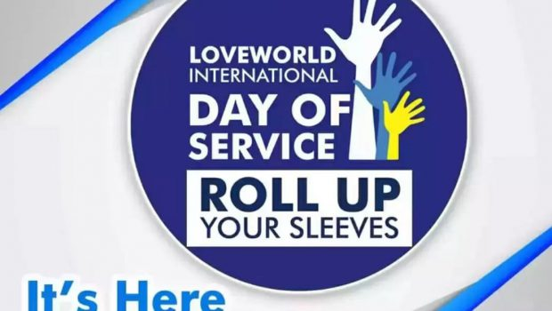 Image result for The Loveworld International day of service (photos)