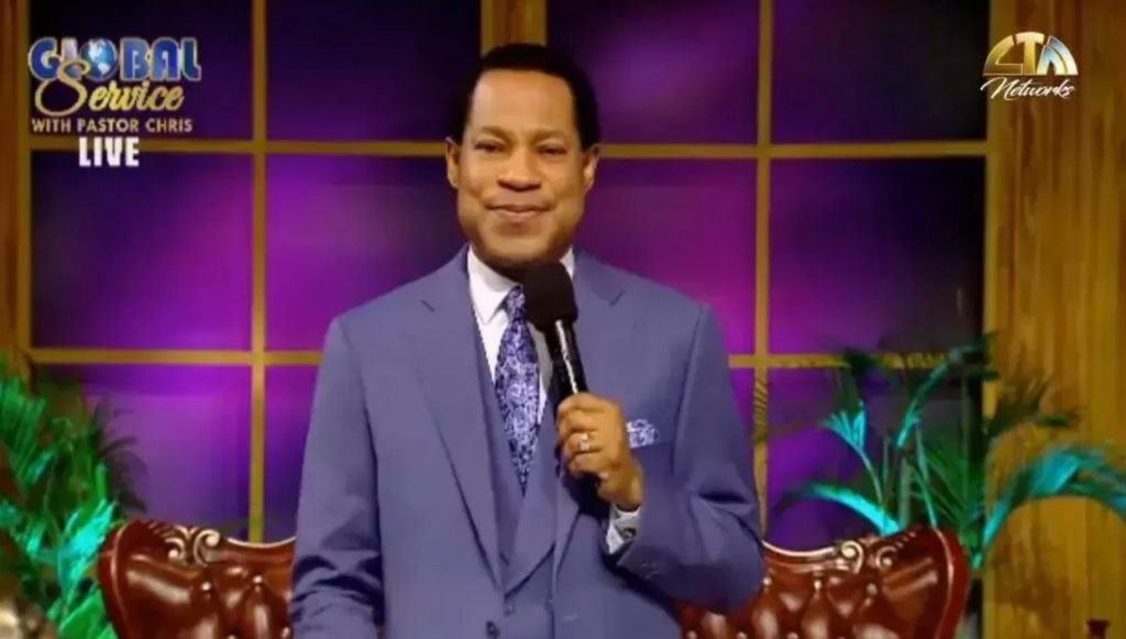 Pastor Chris Easter Sunday Service