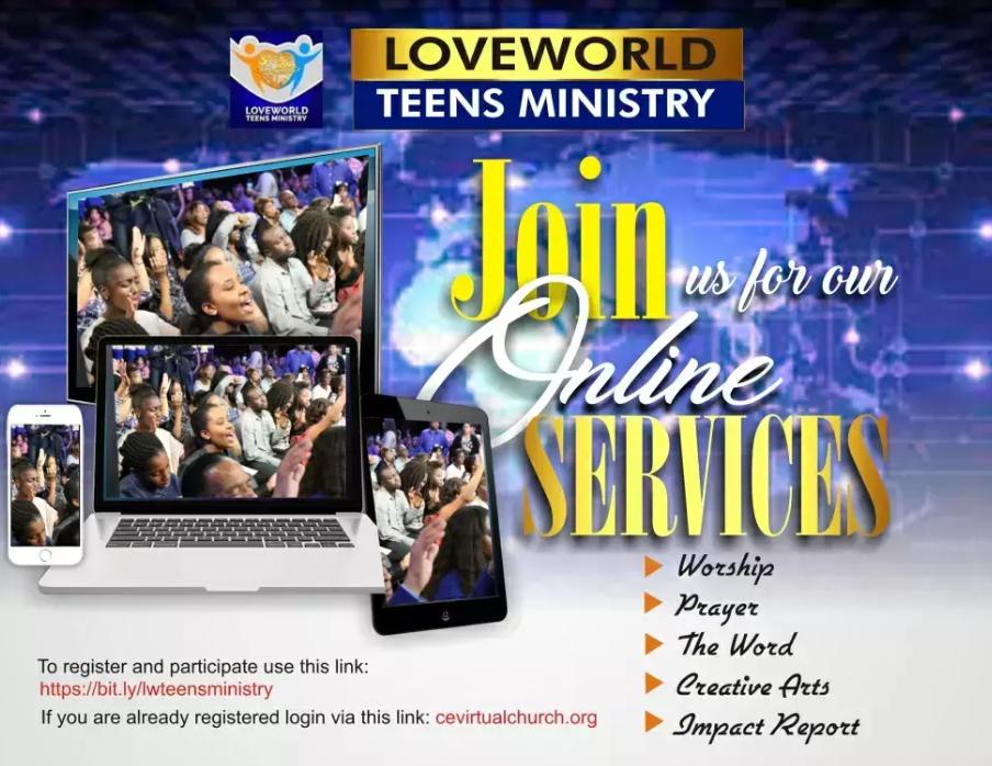 Pastor Chris Teens Ministry