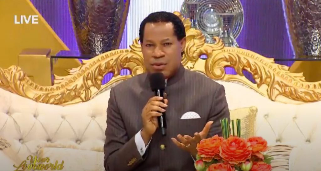 Pastor Chris Your Loveworld