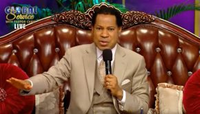 Pastor Chris declares April the Month of Continuing Fasting and Praying