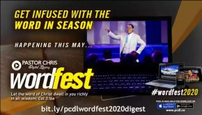 WordFest Pastor Chris