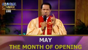 Pastor Chris Month of Opening
