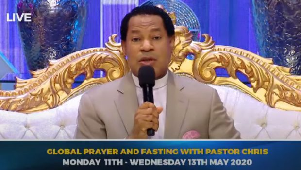 Pastor Chris Global Prayer