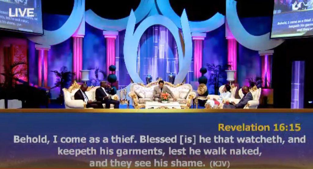 Pastor Chris Global Fasting and Praying
