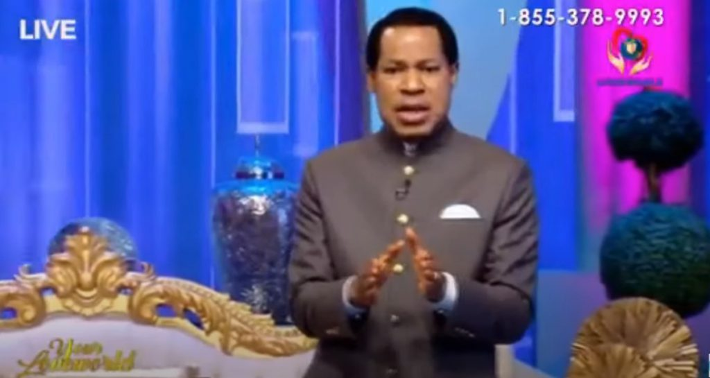Pastor chris global prayer