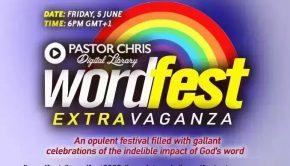 WordFest Extravaganza