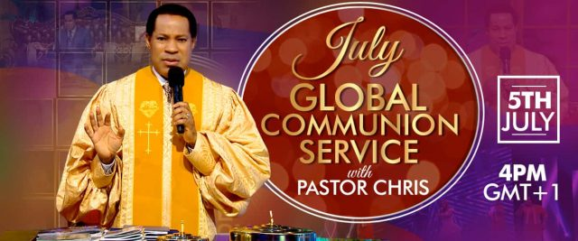 Global Communion Service