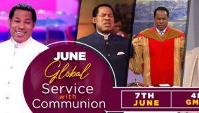 June Global Communion Service