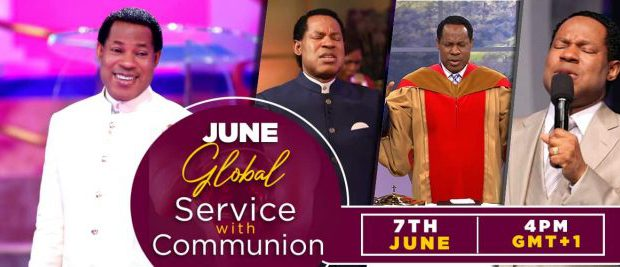 June Global Communion Service