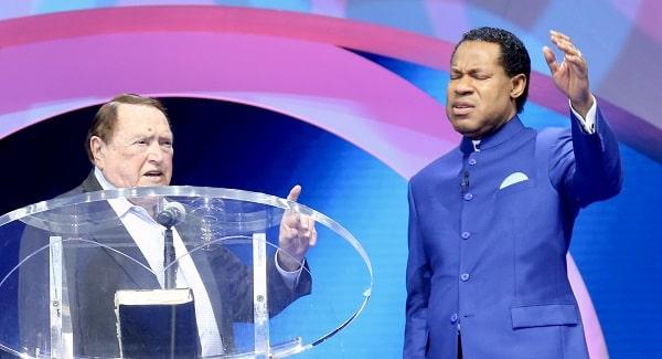 Pastor Chris Morris Cerullo
