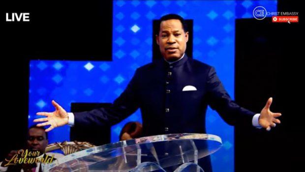 Pastor Chris Oyakhilome