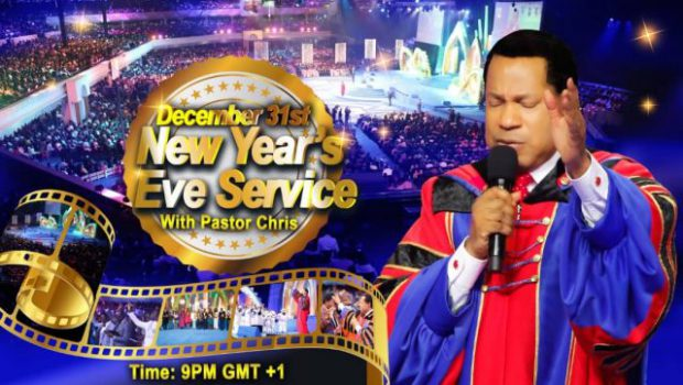 Pastor Chris Oyakhilome New Year's Eve
