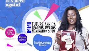 Pastor Chris Oyakhilome Future Africa Leaders' Foundation FALA