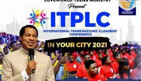 Pastor Chris Oyakhilome ITPLC