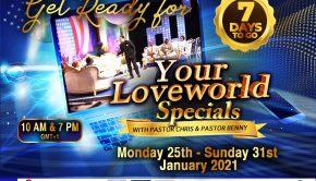 Pastor Chris Oyakhilome Your LoveWorld