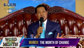 Pastor Chris Oyakhilome Month of Change