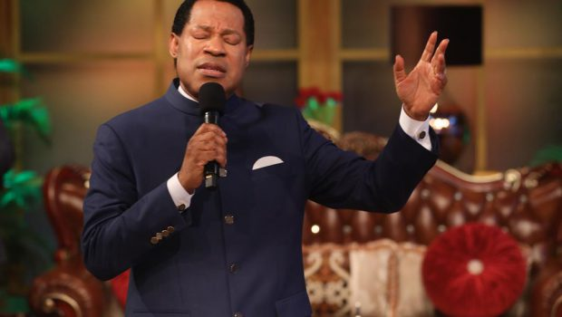Pastor Chris Oyakhilome Healing Streams